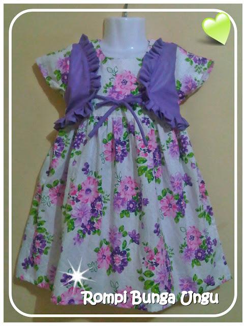Rompi Bunga – Jual Grosir Baju Anak Perempuan | Pemesaanan : Faisal ...